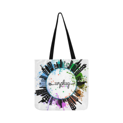 unplug by meb Reusable Shopping Bag Model 1660 (Two sides)