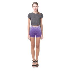 Snakeskin Lake Briseis Skinny Shorts (Model L04)