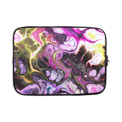 Colorful Marble Design Custom Laptop Sleeve 15''