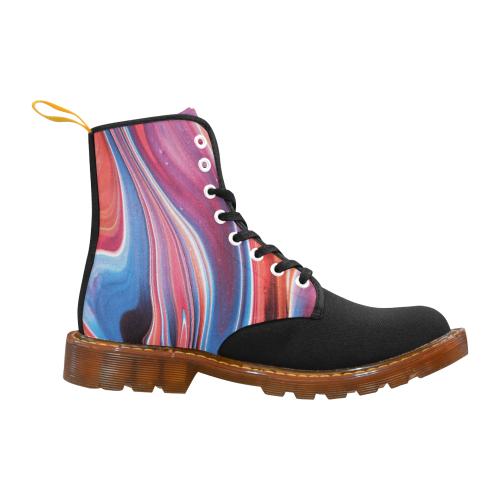 oil_b Martin Boots For Women Model 1203H