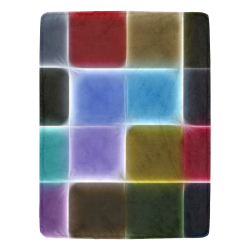 "TechTile #4 - Jera Nour Ultra-Soft Micro Fleece Blanket 60""x80"""