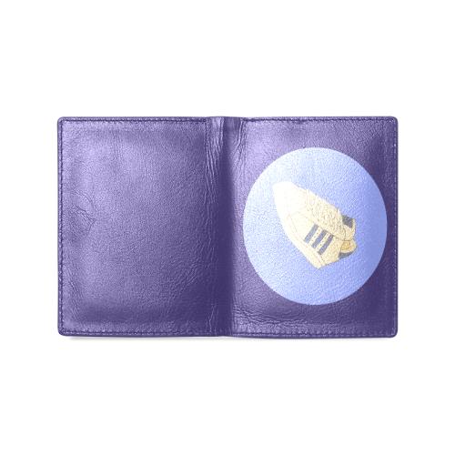 superstar Men's Leather Wallet (Model 1612)