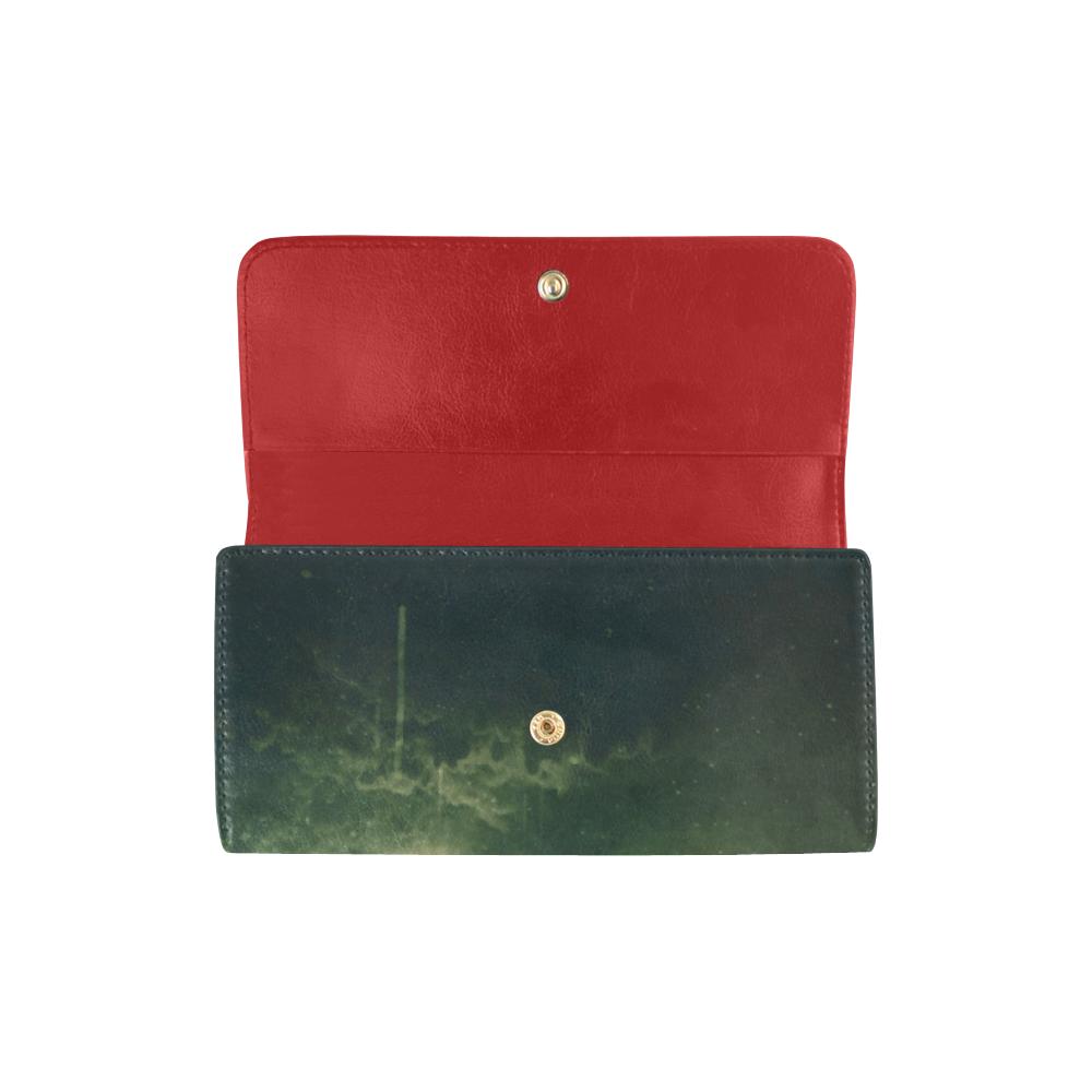 18mys Women's Trifold Wallet (Model 1675)