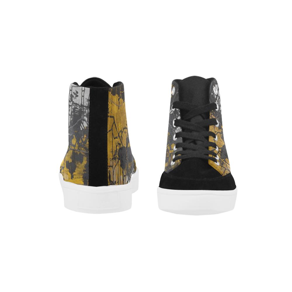 Diversities Herdsman High Top Shoes for Women (Model 038)