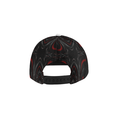 5000DUBLE 47 E 3 All Over Print Snapback Hat D