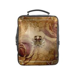 Fantasy birds Square Backpack (Model 1618)