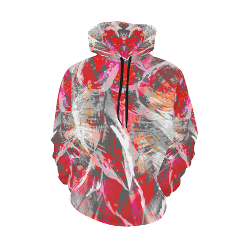 wheelVibe_vibe33 All Over Print Hoodie for Men/Large Size (USA Size) (Model H13)
