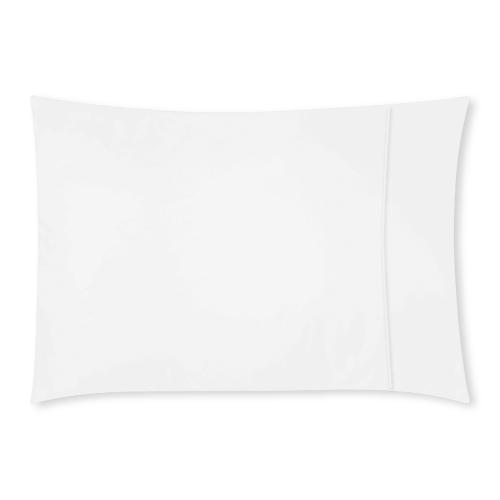 portuguese ornament   azulejos Custom Rectangle Pillow Case 20x30 (One Side)