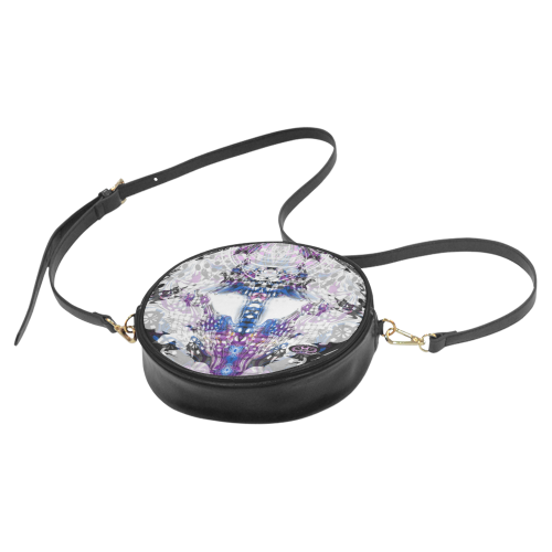 Brightyj Round Sling Bag (Model 1647)