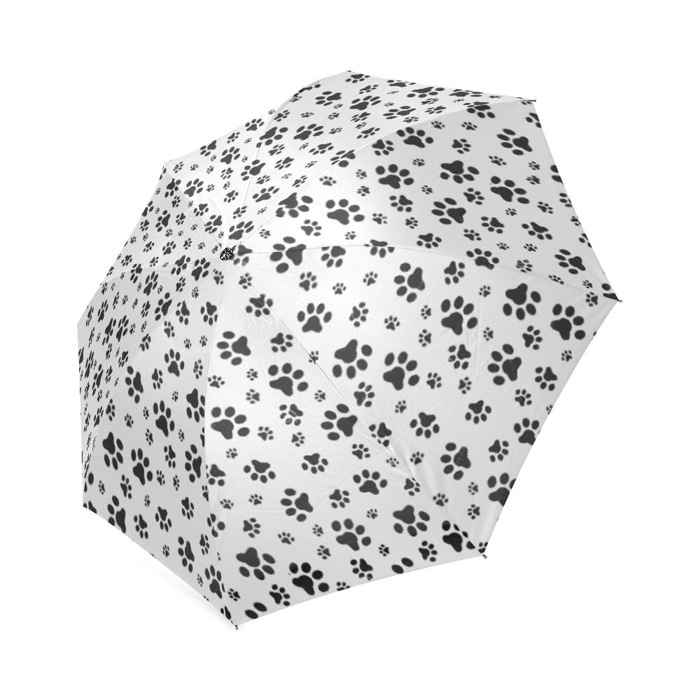 Pet paws Foldable Umbrella (Model U01)