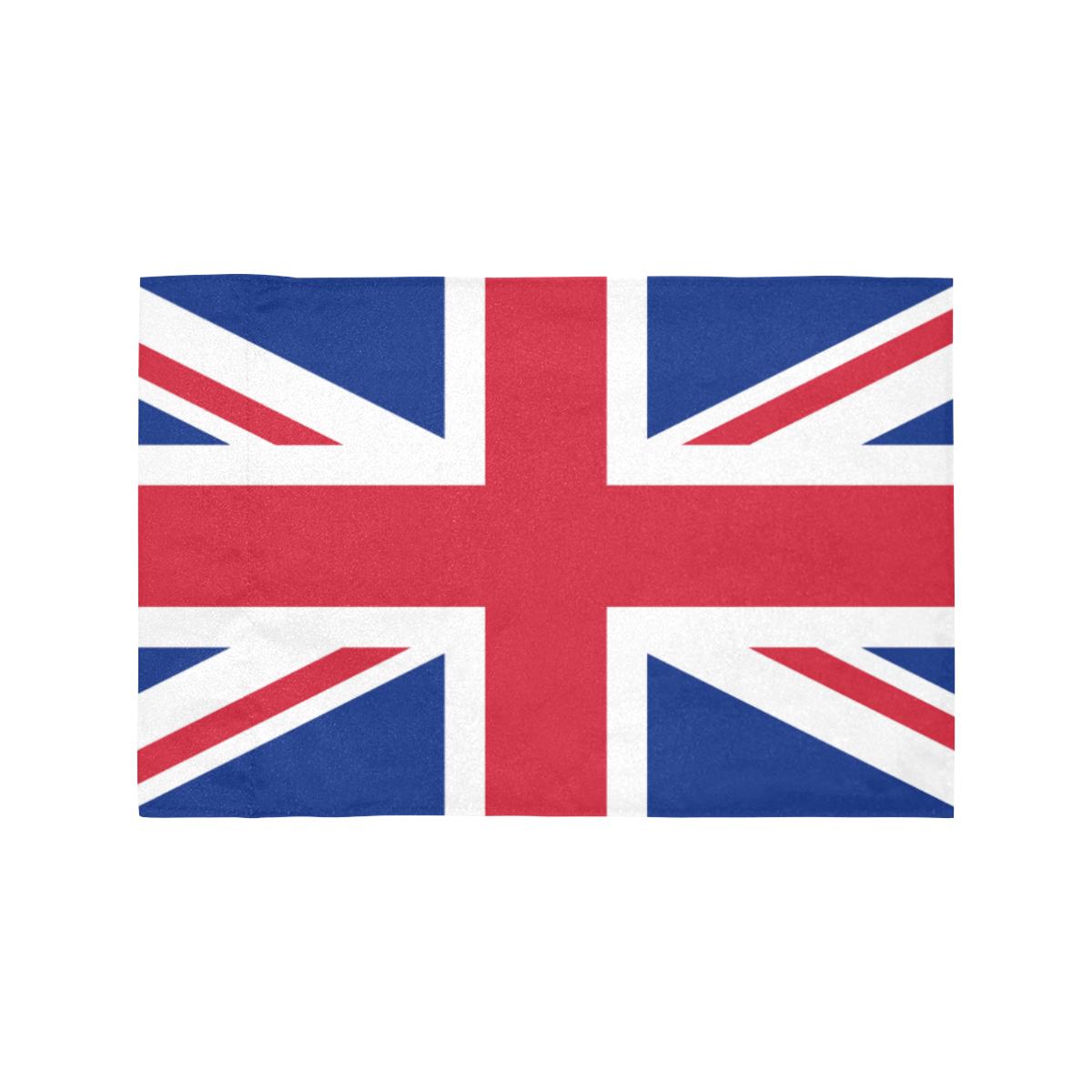 United Kingdom Motorcycle Flag (Twin Sides)