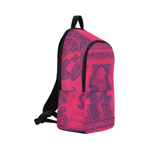 dollar Fabric Backpack for Adult (Model 1659)