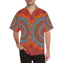 juillet 14 Hawaiian Shirt (Model T58)