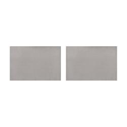 Ash Placemat 12'' x 18'' (Two Pieces)