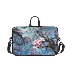 "Cherry blossomL Macbook Pro 17"""