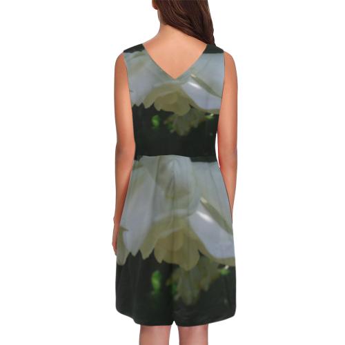 Fairytale Chryseis Sleeveless Pleated Dress(Model D07)