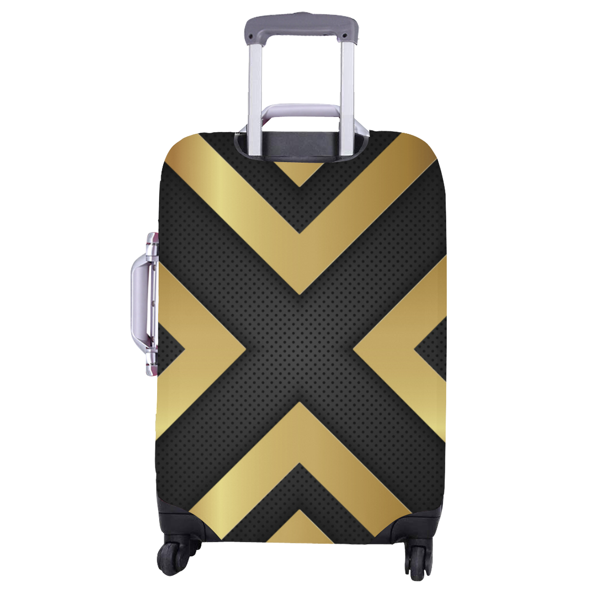 """golden X Luggage Cover/Large 26""""-28"""""""