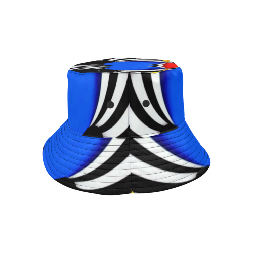 Tribute to Colombia All Over Print Bucket Hat