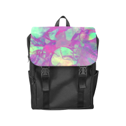 flowers flora #flowers Casual Shoulders Backpack (Model 1623)