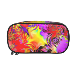 alive 4B (abstract) by JamColors Pencil Pouch/Large (Model 1680)