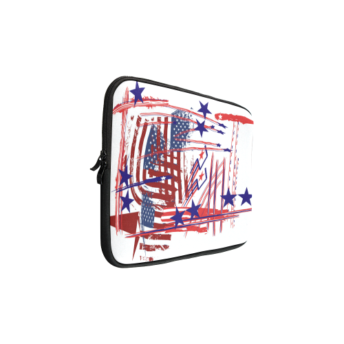 """4th of July Custom Sleeve for Laptop 15.6"""""""