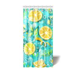 "Summer Shower Curtain 36""x72"""