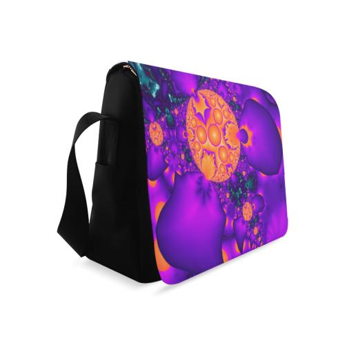 Planetary Clash Messenger Bag (Model 1628)