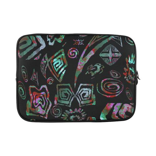 """Tribal pattern Custom Sleeve for Laptop 15.6"""""""
