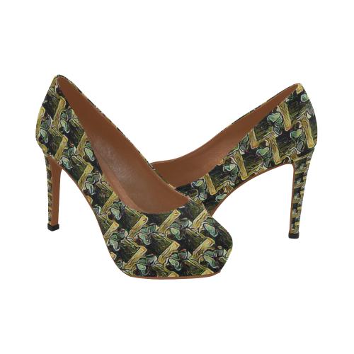 Garden House Women's High Heels (Model 044)