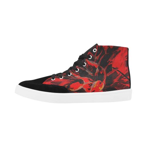 wheelVibe_vibe2 Herdsman High Top Shoes for Men (Model 038)
