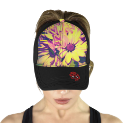 In Bloom All Over Print Dad Cap C (6-Pieces Customization)
