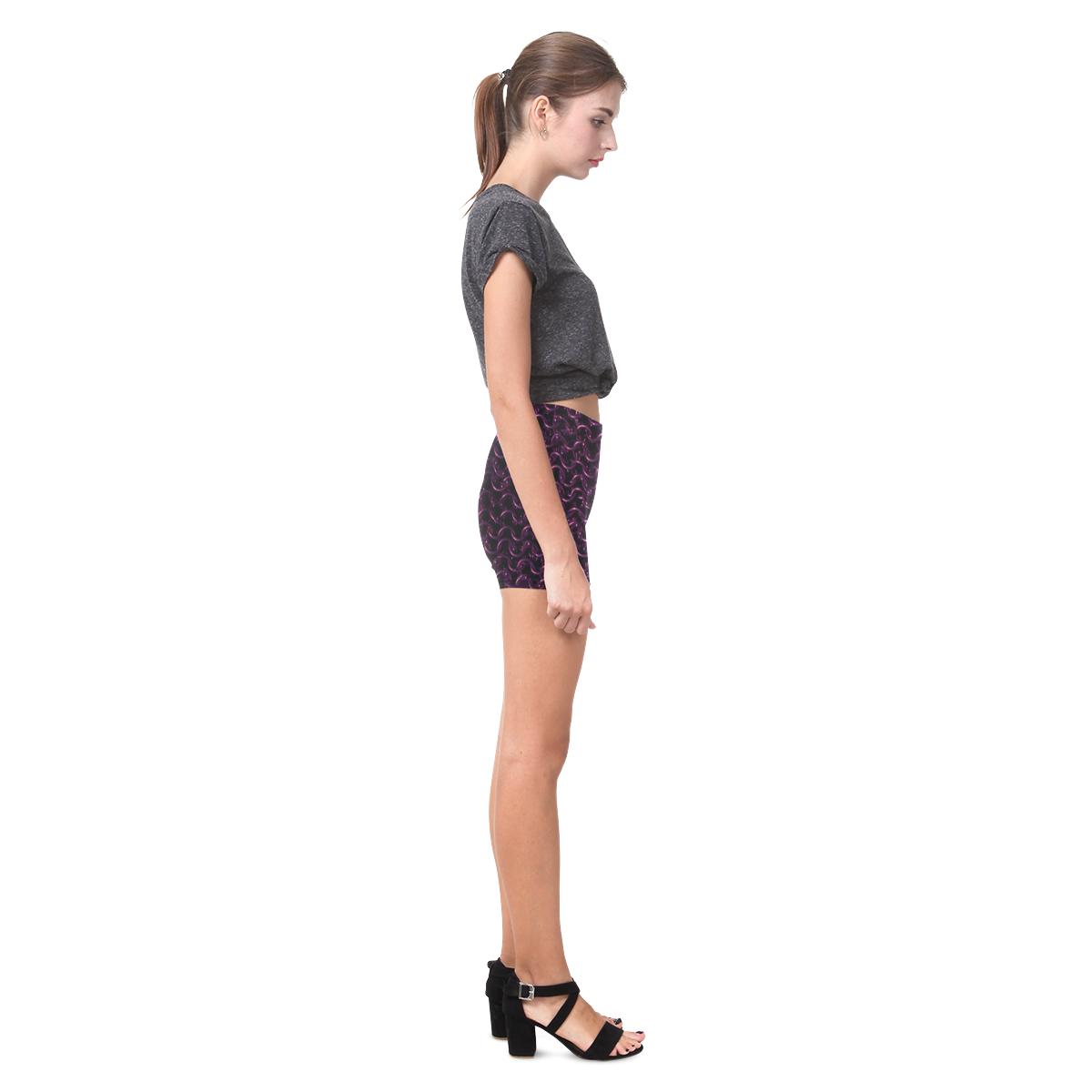 ChainMail Briseis Skinny Shorts (Model L04)