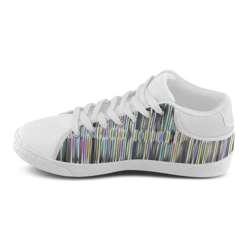 kokomektrum colors Women's Chukka Canvas Shoes (Model 003)