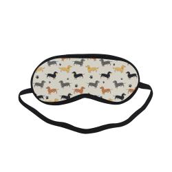 Mixed Weenies Sleeping Mask