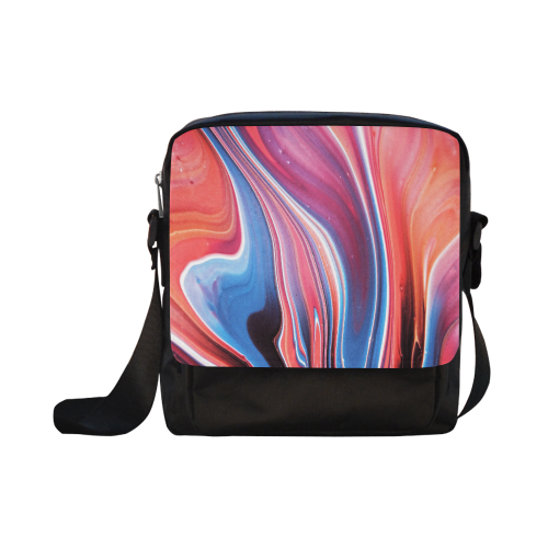 oil_b Crossbody Nylon Bags (Model 1633)
