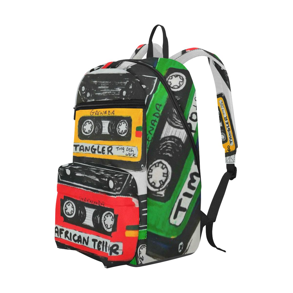 manusartgnd Large Capacity Travel Backpack (Model 1691)