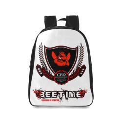TIME20 backpack School Backpack/Large (Model 1601)