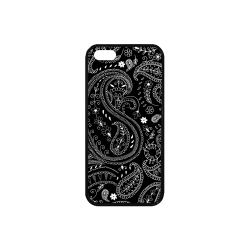 PAISLEY 7 Rubber Case for iPhone SE