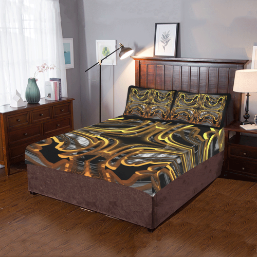 5000xart 17 3-Piece Bedding Set