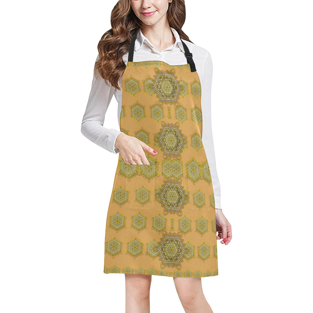 stars in the sky All Over Print Apron