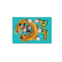 "DuckTales Canvas Print 18""x12"""