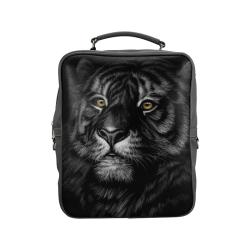 Tiger Square Backpack (Model 1618)
