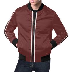 v.loureiro All Over Print Bomber Jacket for Men (Model H19)