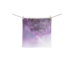 "violet-orchids Square Towel 13""x13"""