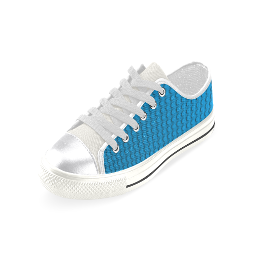 PLASTIC Women's Classic Canvas Shoes (Model 018)