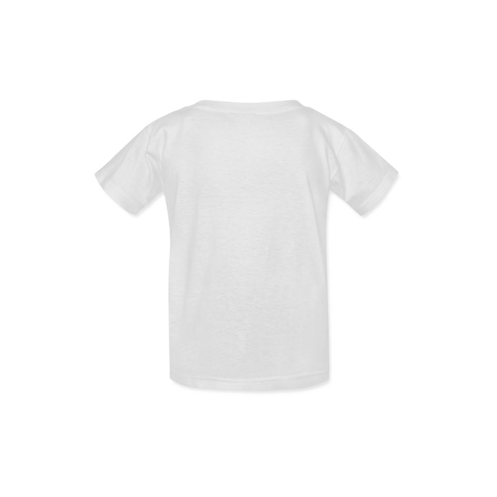 mos - money on stax Kid's  Classic T-shirt (Model T22)