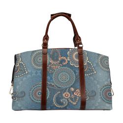 Mandalas Classic Travel Bag (Model 1643) Remake