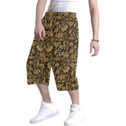 Edel  by Artdream Men's All Over Print Baggy Shorts (Model L37)