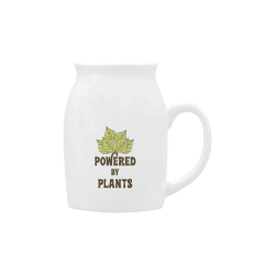 Powered by Plants (vegan) Milk Cup (Small) 300ml