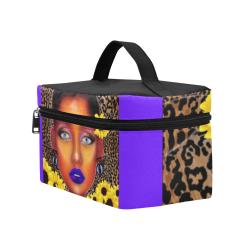 DEA$ARTSADD Cosmetic Bag/Large (Model 1658)